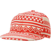 Neff Girls Inca Red & White Tribal Print Snapback Hat at Zumiez : PDP