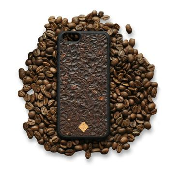 MMORE - Organika Coffee Phone Case - iPhone Samsung Cover - Phone Accessories