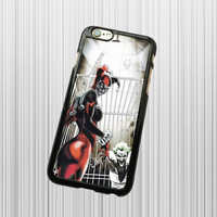 The Joker Harley Quinn Batman-- iPhone 6 6 Plus case,iPod Touch 4 5 case,iPhone 4 4s case,iPhone 5 5s 5c case,Samsung Galaxy S3 S4 S5 S6 S6 Edge  case,Samsung Galaxy Note 2 3 4 case SKT493