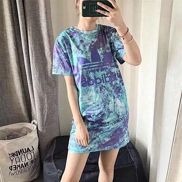 shosouvenir : Adidas Summer cool lady dress