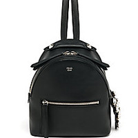 Fendi - Mini Swarovski Crystal-Accented Backpack - Saks Fifth Avenue Mobile