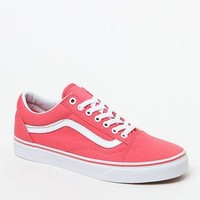 Vans Women's Old Skool Coral Sneakers at PacSun.com
