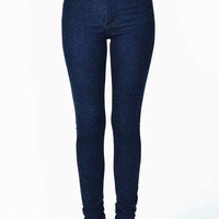 Cheap Monday Second Skin Jeans - One Wash