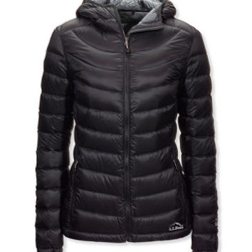 Women's Ultralight 850 Down Hooded Jacket | Free Shipping at L.L.Bean