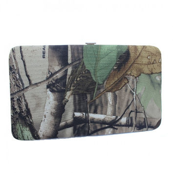 Realtree Camouflage All Purpose Deep Frame Wallet - AW256