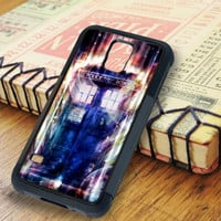 Tardis On Space Time Samsung Galaxy S5 Case