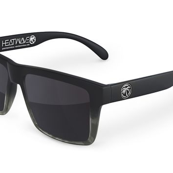 VISE Sunglasses: Granite Fader