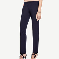 The Ankle Pant in All-Season Stretch - Kate Fit | Ann Taylor
