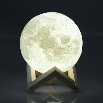 The Moon Lamp