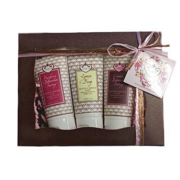 Noelle - Holiday Hand Creme Trio Gift Set