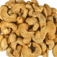 Cashews Roasted  Salt & Pepper
