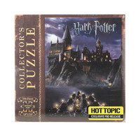 Harry Potter Hogwarts 550 Piece Collector's Puzzle Hot Topic Exclusive Pre-Release