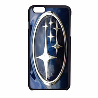 Subaru Car Logo iPhone 6 Case