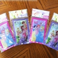 4 ct. Disney Ice Packs for Lunch Boxes - Princess & Tinker Bell