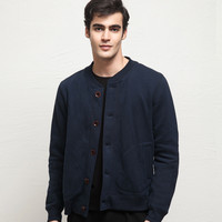 Winter Stylish Men Casual Hoodies Men's Fashion Jacket [6544627395]