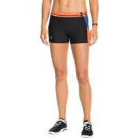 "Under Armour Womens UA HeatGear  Armour 3"" Printed Shorty"