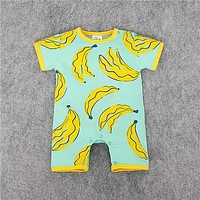 Bunch of Bananas Baby Jumper, Infant Clothes