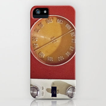 "News @ 6- ""Analog zine"" iPhone Case by Irène Sneddon 