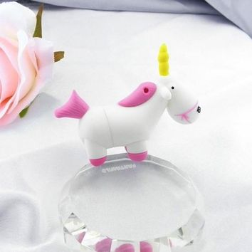 Usb Stick USB Flash Disk 4GB-64GB Creative unicorn USB Flash 2.0 Memory Drive Stick S315 pendrive