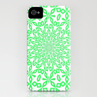Green... iPhone Case by Lisa Argyropoulos | Society6