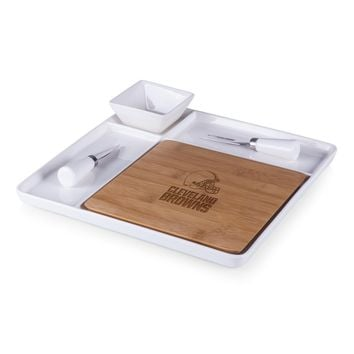 Cleveland Browns - Peninsula Cutting Board & Serving Tray (Bamboo)