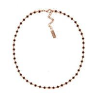 Diamond Kite Choker- Rose Gold | Luv Aj
