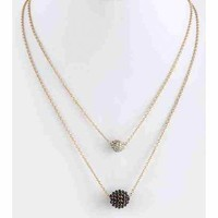 Beads Crystal Necklace Set