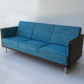 1:6 Scale Mid Century Modern Sofa for bjd barbie blythe