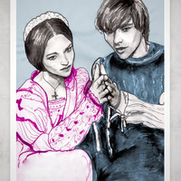 Romeo And Juliet 1968 8X11 Print