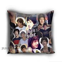 Personalized cameron dallas collage Pillow case - Justvero