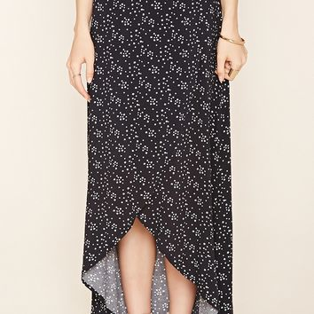 Contemporary Star Maxi Skirt