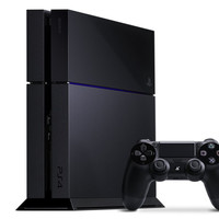 Playstation 4 500GB Black Console (Pre-owned)