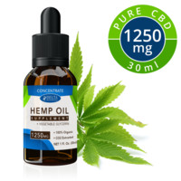 Healthy Liquid Concentrate – 1250mg | 30ml Vape Oil