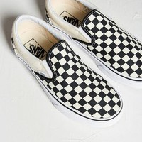 Vans Checkered Slip-On Sneaker | Urban Outfitters