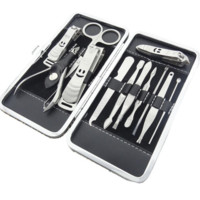 12 Piece Nail Clipper Kit