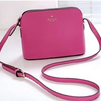 Day-First™ Kate Spade Women Leather Multi Color Handbags Shoulder Bag Inclined Shoulder Bag