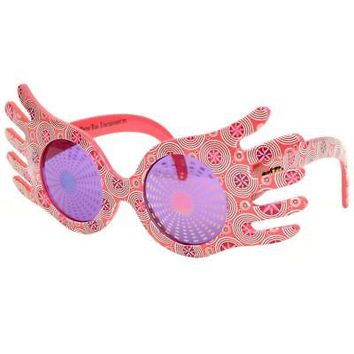 Official Harry Potter Luna Lovegood Spectra Specs Glasses Costume Accessory | eBay