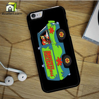 Scooby Doo Bus iPhone 6S case by Avallen