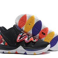 "Nike Kyrie 5 ""Black Multi"" Men Sneakers - Best Deal Online"