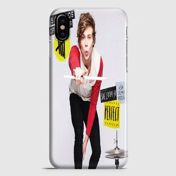Ashton Irwin Nutella iPhone X Case