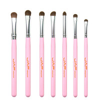 Pink Eyeshadow Brush Best Quality Cosmetics Make Up Brushes Eye Shadow Makeup Brush Set Pink Set Pro Brushes Tools #85007