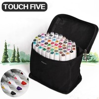 30/40/60/80Colors Artist Dual Head Sketch Copic Markers Set For Manga Marker School Drawing Marker Pen Design Supplies