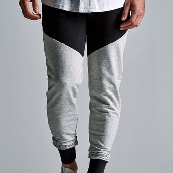 Lira Angled Fleece Jogger Pants - Mens Pants