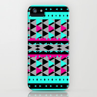 Mix #552 iPhone & iPod Case by Ornaart