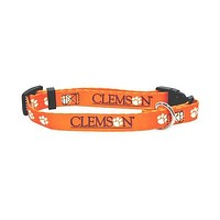 Clemson Tigers Dog Collar