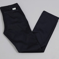 burgus plus - lot401 modern chinos navy