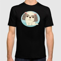 Dog T-shirt by Toru Sanogawa