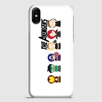 Chewbacca Biking Star Wars iPhone X Case