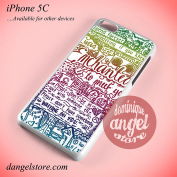 Taylor Swift Songs Phone case for iPhone 5C and another iPhone devices