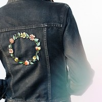 Free People Heart On Your Sleeve Patch